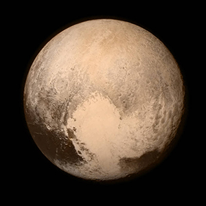 New Horizons sends back the first photos of Pluto